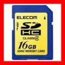 エレコム SDFCカード HC4 MF-FSDH16G 16GB