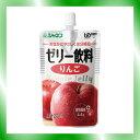 【キューピー】 ジャネフ ゼリー飲料 りんご 8袋