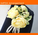 花 コサージュ バラ AC-228 シルクフラワー 造花 髪飾り 結婚式 入学式 卒業式 入園式 卒園式 成人式 フォーマル