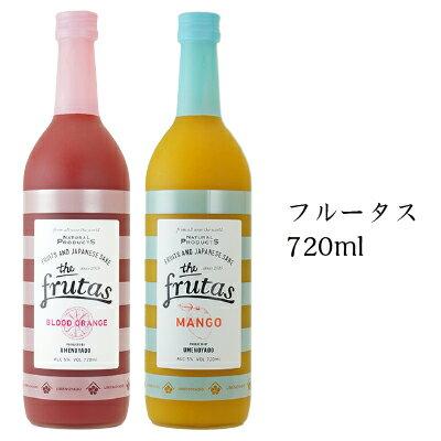 【梅乃宿酒造 FRUTAS フルータス 720m...の商品画像