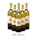 [ 6本 まとめ買い ] ガヴィ アウローラ ( アジエンダ アグリコーラ ロベルト サロット ) 2019年 イタリア 白ワイン 辛口 750ml×6本