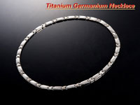 Pure titanium germa240 necklace BFI-072