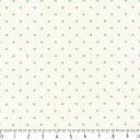 水玉ドット柄 2mm 6599d-37 AQUA GREEN アクアグリーン dot 水玉 ドット 生地 2ミリ ピンドット 布 カルトナージュや手芸に人気 いろんなサイズで100種類以上 春らしい色も勢ぞろい 生成り オックス 生地 綿100% 110cm幅 カルトナージュ生地 nassen