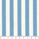 ストライプボーダー柄 1センチ 4872-49 SKY BLUE スカイブルー stripe 縞柄 生地 布 1cm 10mm 10ミリ 綿100% 生成りオッ...