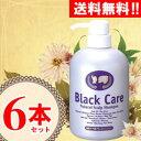 【24%OFF】ブラック・ケアシャンプー 6本 【ブラックケアシャンプー】【10P01Oct16】