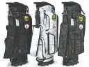 G.CORPS C2B2-SYS SYSTEM G.CORPS GOLF BAG LANCHER ジーコープス 迷彩 スタンド キ