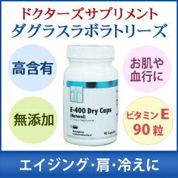 E-400 dry caps (vitamin E supplement)