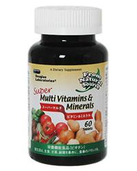 Super multi vitamin & mineral