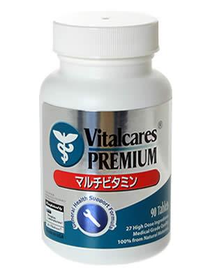 VC premium multi vitamins minerals