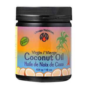 歐米茄公司初榨椰子油 454 優質生產的 g 反式脂肪酸免費冷榨處女椰子油