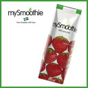 I do not include mySmoothie (my smoothie) strawberry sugar, fragrance, an additive, a preservative at all! I do not touch the fresh air at all in process of manufacture either. De-PET bottle syndrome! [_ Kanto tomorrow for comfort] [, in ナチュマート, free shipping for 5,250 yen]