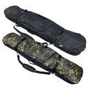 スノーボードケース VOICE [VO401] オールインワン ウエア個別収納ポケット付き  3WAY スノーボード バッグ ボードケース ウィンタースポーツ