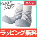 【ポイントさらに6倍~11倍】Baby feet (ベビーフィート) アーバントライアングル 11.5cm ベビーシューズ ベビースニーカー ファーストシューズ トレーニングシューズ【あす楽対応】【ナチュラルリビング】【ラッキーシール対応】