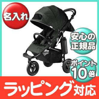 空氣的傢伙正常店空氣的傢伙可哥制動 EX AirBuggy 可哥制動 (氣囊巧克力制動) 黑色 & 黑童車 / 車 / 三輪嬰兒推車嬰兒推車 / 類型