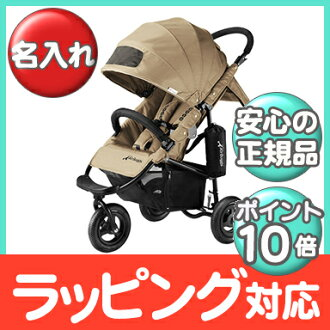 空氣的傢伙正常店空氣的傢伙可哥標準 AirBuggy 可哥標準 BK (氣囊巧克力標準) 駱駝童車 / 車 / 三輪嬰兒推車嬰兒推車 / 類型