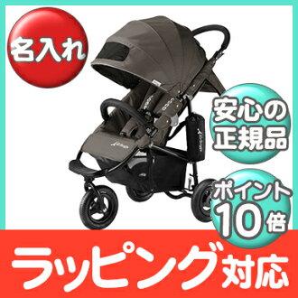 空氣的傢伙正常店空氣的傢伙可哥標準 AirBuggy 可哥標準 BK (安全氣囊巧克力標準) 咖啡童車 / 車 / 三輪嬰兒推車嬰兒推車 / 類型