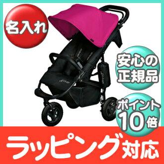 空氣的傢伙可哥可哥 AirBuggy (安全氣囊巧克力) 總理模型上升嬰兒推車 / 越野 / 3 輪嬰兒推車嬰兒推車 / 類型