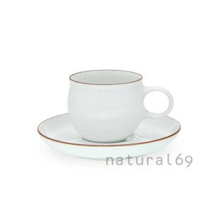 【波佐見焼】【白山陶器】【G型カップ&ソーサー】【G型デミタスカップ&ソーサー】