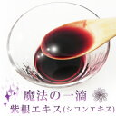 紫根エキス 19ml (シコンエキス)【メール便選択可】【手作りコスメ・手作り化粧品】