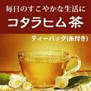コタラヒム茶 ティーバッグ 糸付き