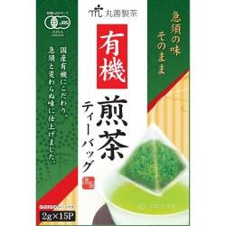 有機煎茶ティーバッグ 2gx15pの商品画像
