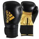 アディダス adidasハイブリッド50 FLX 3.0 ボクシンググローブ ADIH50 G/B