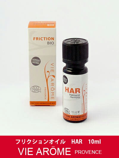 Via Rome (Vie arome) friction oil HAR 10 ml