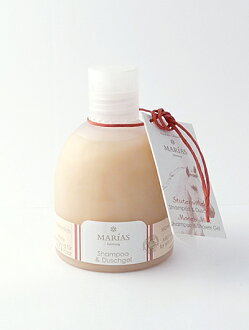MARIAS Marias メアミルク shampoo & shower gel-organic cosmetics-