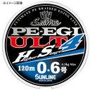 е╡еєещедеє(SUNLINE) е╜еые╞егеседе╚ PE EGI ULT HS4 180m 0.7╣ц