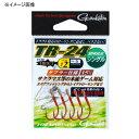 がまかつ(Gamakatsu) TR-24 シングル #1 クリムゾンレッド 67883