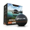 ディーパー Deeper Pro+(ディーパー プロ+) ワイヤレススマート GPS 魚群探知機