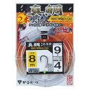 дмд▐длд─(Gamakatsu) ┐┐┬ф┐сдн╬од╖2╦▄╗┼│▌(10m) FF253 │├8╣ц/е╧еъе╣3 42567-8-3