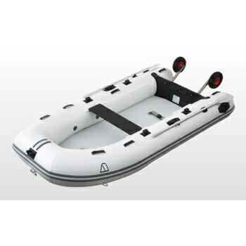 アキレス(Achilles) PV-300DX エアーフロアモデル 4名/船内長216 ホワイト 【大型商品】