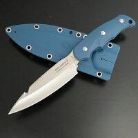 G・サカイ ニューサビナイフ 3 (サバキ4寸5分) ガットフック付 ブルー 11509の画像