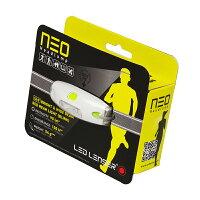 LED LENSER(レッドレンザー) レッドレンザーNEO 最大90ルーメン 単四電池式 黄 6114の画像