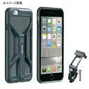 【送料無料】topeak(トピーク) ライドケース セット iPhone 6用 ブラック BAG32300【あす楽対応】【SMTB】