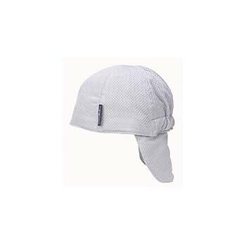 ロゴス(LOGOS) 冷え帽 グレー 85100811