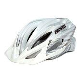 プロウェル(PROWELL) スポーツヘルメット F−44R Raden L Flyingwing White 73002