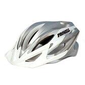 プロウェル(PROWELL) スポーツヘルメット F−44R Raden L Neo Blade Sliver×White 73012