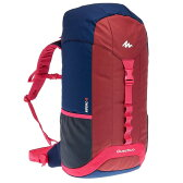 Quechua(ケシュア) ARPENAZ 40 バックパック 40L BLUE/RED/PINK 8332417-649873【あす楽対応】