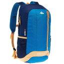 Quechua(ケシュア) ARPENAZ 20 バックパック 21L BLUE/BEIGE 8331243-626936【あす楽対応】