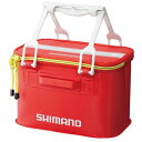 シマノ(SHIMANO) BK-011L バッカンEV 40cm レッド 42500