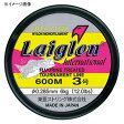 RAIGLON(レグロン) レグロンインターナショナル 600m 6号/25lb 蛍光黄