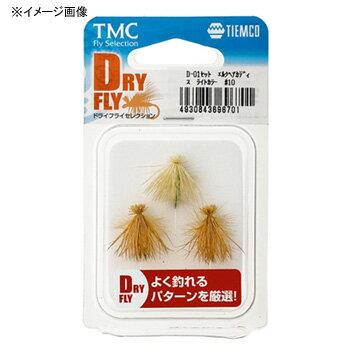 ティムコ 完成品フライセット ドライフライセレクション D−03セット#14