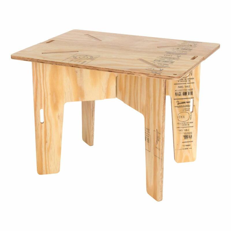 YOKA(ヨカ)PANEL TABLE