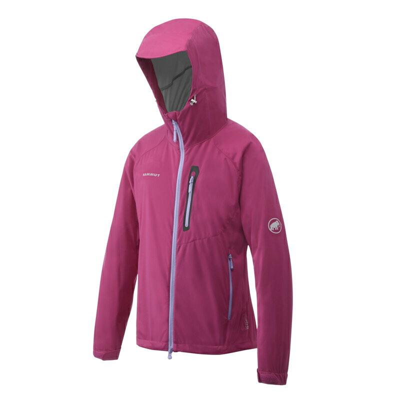マムート SOFtech IGNITE Jacket Women