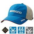 シマノ(SHIMANO) CA−010P ゴアテックス マスターキャップ フリー スモークブルー 45197