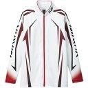 ダイワ(Daiwa) DE-7506 ロングスリーブメッシュシャツ XL レッド 04518884