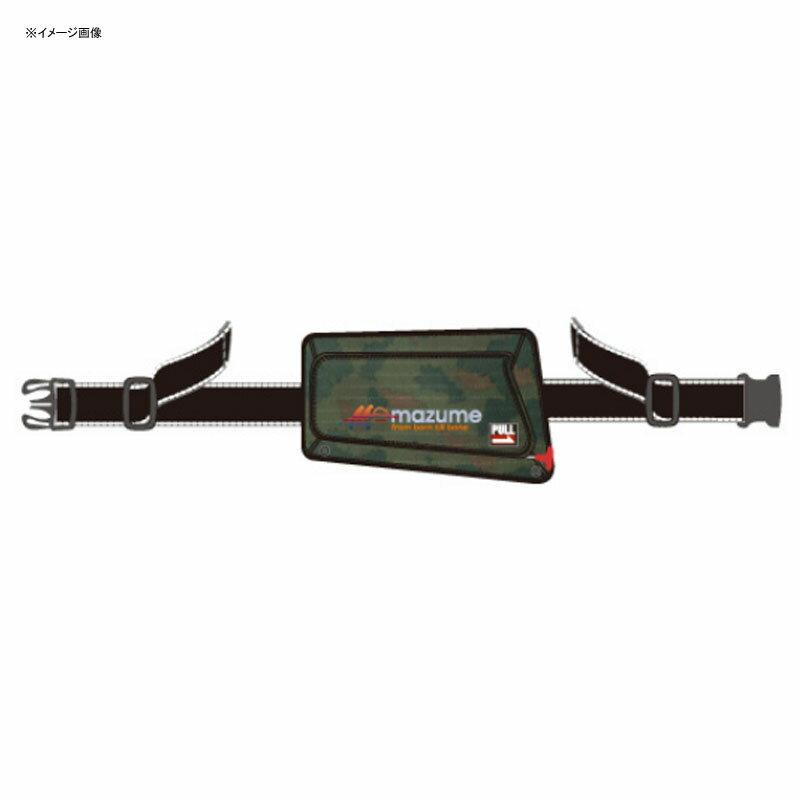 【送料無料】MAZUME(マズメ) インフレータブルポーチ カモ フリー ブッシュカモ MZLJ-265-03【SMTB】