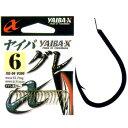 ささめ針(SASAME) ヤイバグレ 6号 茶 XG-04